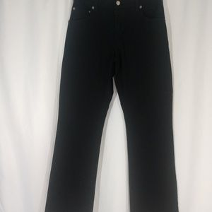Levi's women's black boot cut 550 jeans Sz 6